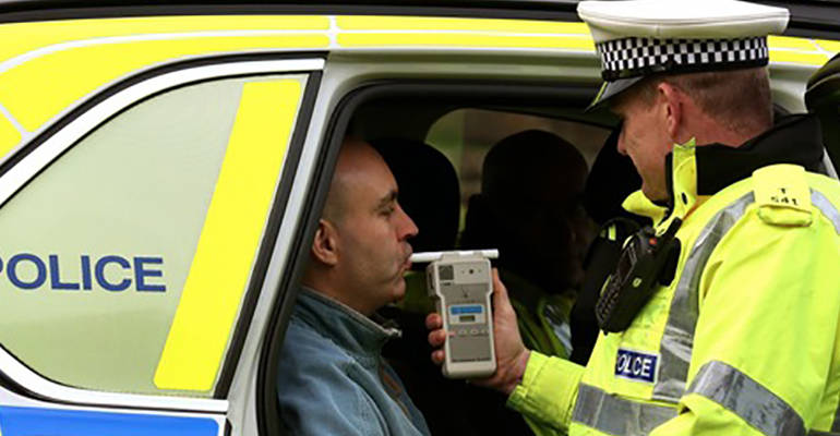 Don't chance it. Breathalyse yourself before driving.
